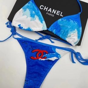 Other - Blue and white sky Chanel